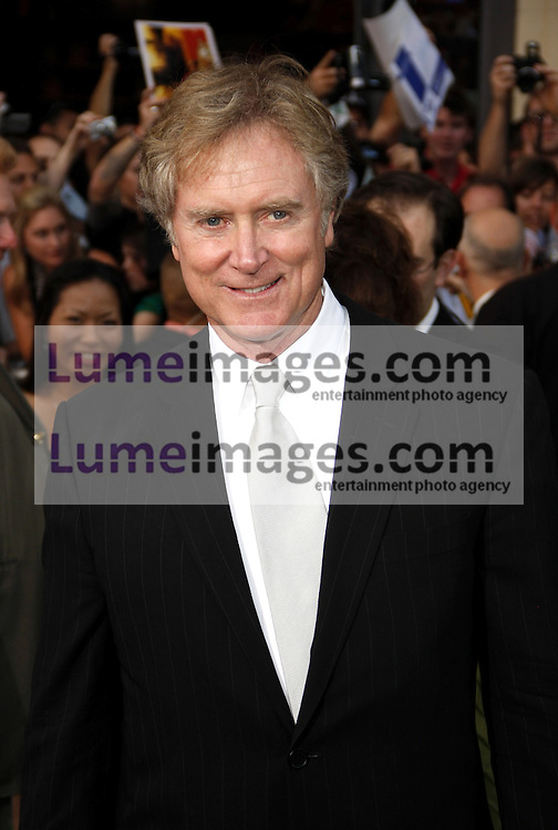 HOLLYWOOD, CA - SEPTEMBER 30, 2010: Randall Wallace at the Los Angeles premiere of 'Secretariat' held at the El Capitan Theater in Hollywood, USA on September 30, 2010.
