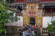 Shibaozhai Temple, Yangtze River, Zhongxian, Chongqing, China