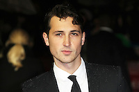 LONDON - OCTOBER 21: Ben Lloyd-Hughes attended the European Film Premiere of 'Great Expectations' at the Odeon Leicester Square, London, UK. October 21, 2012. (Photo by Richard Goldschmidt)