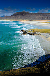 The beach at Seilebost, Isle of Harris, Outer Hebrides, Scotland<br /> <br /> (c) Andrew Wilson | Edinburgh Elite media