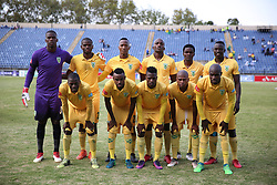 13052018 (Durban) Lamontville Golden Arrows FC team picture before the game<br /> Picture: Motshwari Mofokeng/ANA