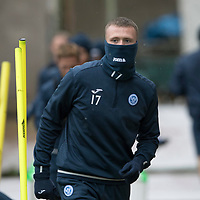 St Johnstone Training…29.12.17<br />