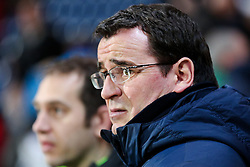 Gary Bowyer, Manager of Blackburn Rovers - Photo mandatory by-line: Matt McNulty/JMP - Mobile: 07966 386802 - 11/03/2015 - SPORT - Football - Blackburn - Ewood Park - Blackburn Rovers v Bolton Wanderers - Sky Bet Championship