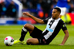 Isaac Hayden of Newcastle United - Mandatory by-line: Robbie Stephenson/JMP - 29/09/2019 - FOOTBALL - King Power Stadium - Leicester, England - Leicester City v Newcastle United - Premier League