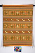 17054Reginol Mood & Journey, Navajo Weavings by D.Y. Begay : Kennedy Museum