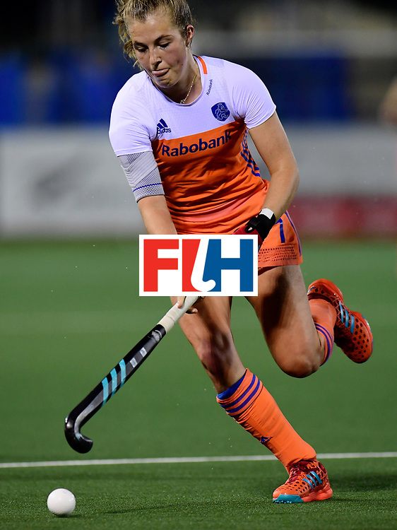 AUCKLAND - Sentinel Hockey World League final women<br /> Match id:<br /> 18 NED v KOR (Semi Final)<br /> Foto: Xan de Waard   <br /> WORLDSPORTPICS COPYRIGHT FRANK UIJLENBROEK