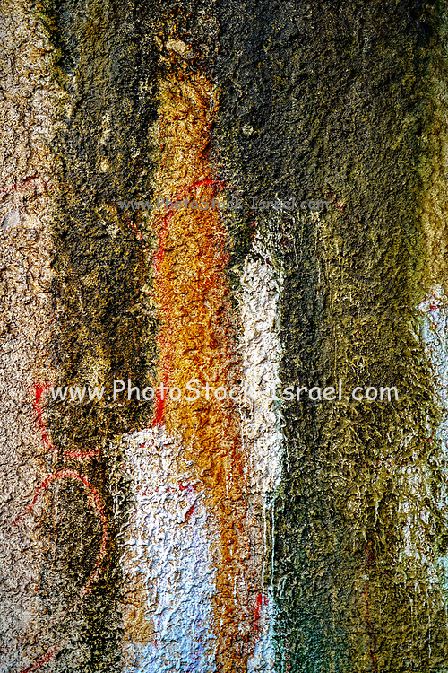 Red, black, brown and gray Abstract background