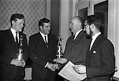 1963 - Gaelic Sports Journalists Association Presentation off Awards at the Anchor Hotel