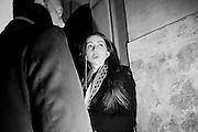 Mariarosaria Rossi dopo una riunione con i parlamentari del suo partito alla Camera dei deputati , Roma 22 aprile 2015.  Christian Mantuano / OneShot <br /> <br /> Silvio Berlusconi after a meeting with members of his party at the Chamber of Deputies, Rome April 22, 2015. Christian Mantuano / OneShot