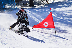 World Cup Banked Slalom, Guided Sit Ski at the 2016 IPC Snowboard Europa Cup Finals and World Cup