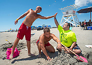 Lifeguards And Down Syndrome Children Swim In Wildwood