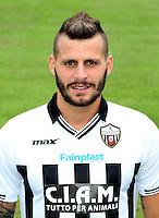 Italian League Serie B_2015-2016 / <br /> ( Ascoli Picchio F.C. 1898 ) - <br /> Daniele Altobelli