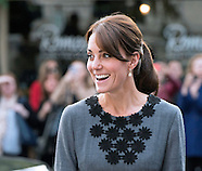 KATE Middleton Attends Chance UK Charity Event