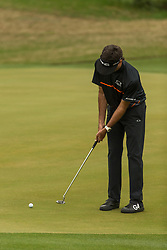March 23, 2018 - Austin, TX, U.S. - AUSTIN, TX - MARCH 23:  Bubba Watson attempts an eagle putt during the WGC-Dell Technologies Match Play Tournament on March 22, 2018, at the Austin Country Club in Austin, TX.  (Photo by David Buono/Icon Sportswire) (Credit Image: © David Buono/Icon SMI via ZUMA Press)