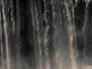 Victoria Falls. Mosi-oa-Tunya<br /> ( the Smoke that Thunders )<br /> Border of Zambia and Zimbabwe.