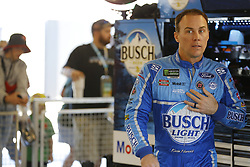 November 10, 2018 - Avondale, Arizona, U.S. - Kevin Harvick (4) hangs out in the garage during practice for the Can-Am 500(k) at ISM Raceway in Avondale, Arizona. (Credit Image: © Chris Owens Asp Inc/ASP)