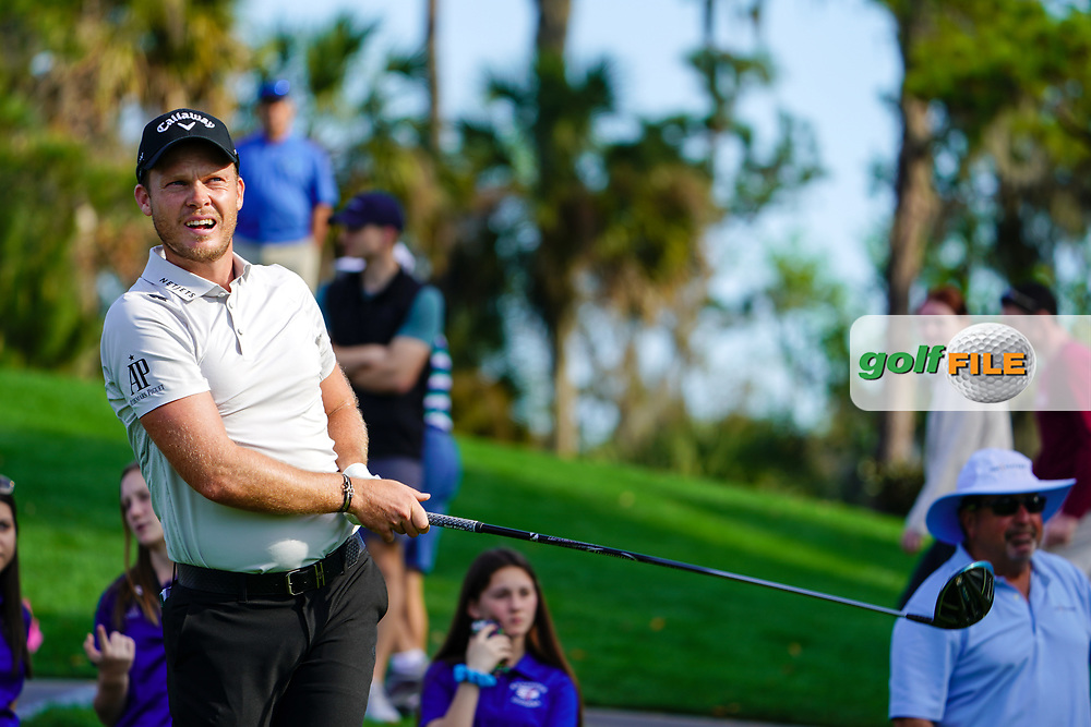 Danny Willett (ENG) during the preview to the Players Championship, TPC Sawgrass, Ponte Vedra Beach, Florida, USA. 11/03/2020<br /> Picture: Golffile | Fran Caffrey<br /> <br /> <br /> All photo usage must carry mandatory copyright credit (© Golffile | Fran Caffrey)
