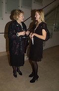 Georgia Powell. ( Anthony Powell's granddaughter) with Lady Antonia Pinter. Dancing To the Music of Time- The Life and Work of Anthony Powell. The Wallace Collection. Manchester Sq. London. November 2, 2005 in London,. ONE TIME USE ONLY - DO NOT ARCHIVE © Copyright Photograph by Dafydd Jones 66 Stockwell Park Rd. London SW9 0DA Tel 020 7733 0108 www.dafjones.com