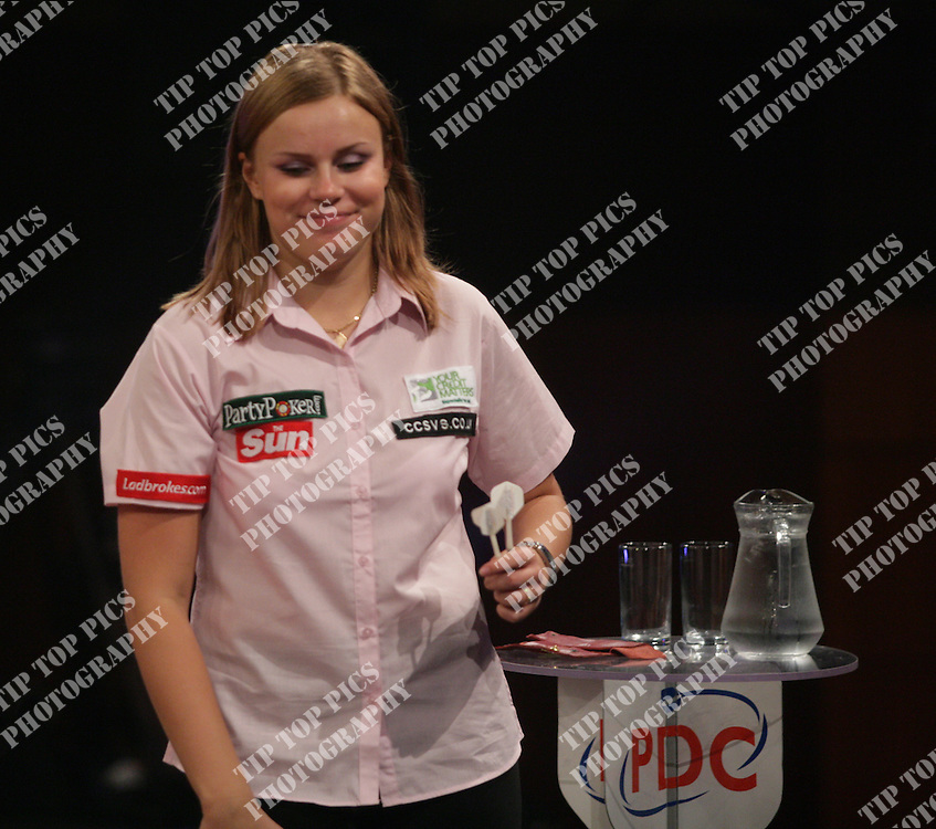 BDO WORLD CHAMPS - LADIES..UK OPEN )*