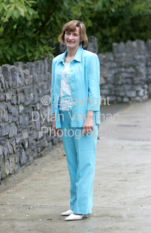 MFL.5/10/2006.Ann MCGrath pictured in Mullinahone County Tippperary..Picture Dylan Vaughan.