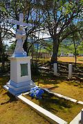 Mother Marianne Cope, gravesite, Kalaupapa Peninsula, Molokai, Hawaii