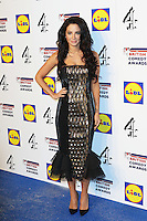 Tulisa Contostavlos, British Comedy Awards, Fountain Studios, London UK, 16 December 2014, Photo by Richard Goldschmidt