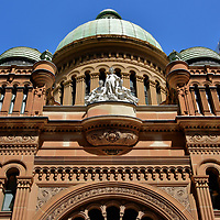 Queen Victoria Building in Sydney, Australia<br />