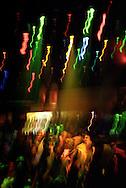 At a nightclub in Mumbai, India