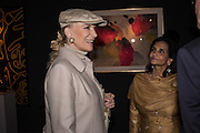 PRINCESS MICHAEL OF KENT, PAD COLLECTORS PREVIEW NIGHT - BERKELEY SQ. LONDON, MONDAY 3 OCTOBER