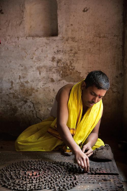 In Maheshwar, India