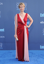 Cynthia Nixon  bei der Verleihung der 22. Critics' Choice Awards in Los Angeles / 111216