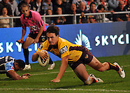 Dunedin-Rugby League, Warriors VS Broncos February 23 2013