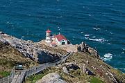 Lighthouse, Point Reyes, California
