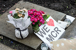 Muslims Stand Against Terrorism held a rally in George Square, Glasgow in condemnation of the terror attacks in Manchester and London.<br /> <br /> &copy; Dave Johnston/ EEm