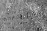 The tomb of John McNeill Boyd, St. Patrick's Cathedral