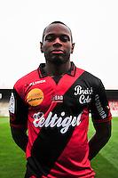 Baissama SANKOH - 16.09.2014 - Photo officielle Guingamp - Ligue 1 2014/2015<br /> Photo : Philippe Le Brech / Icon Sport