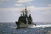 Aegis cruiser USS Valley Forge, CG 50