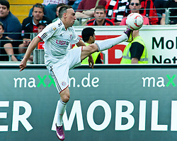 23.04.2011, Commerzbank-Arena, Frankfurt, GER, 1. FBL, Eintracht Frankfurt vs FC Bayern Muenchen, im Bild Franck Ribery (Bayern #7), EXPA Pictures © 2011, PhotoCredit: EXPA/ nph/  Roth       ****** out of GER / SWE / CRO  / BEL ******