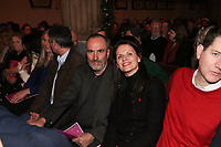 David Munns attends the Nordoff Robbins Carol Service 2019, St Luke's Church, Chelsea, London, UK, Tuesday 10 December 2019<br /> Photo JM Enternational