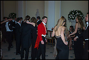 VERE HARMSWORTH, Oxford University Polo club Ball, Blenheim Palace. Woodstock. 6 March 2015