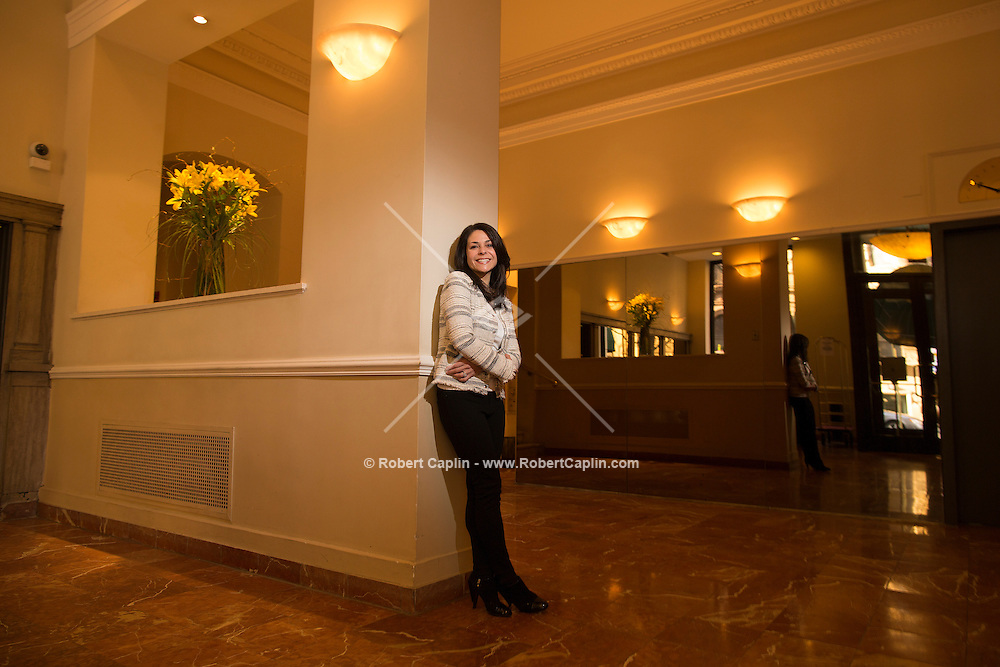 Feb. 6, 2013 - Last June, Sue Ponce, chief administrative officer for a hedge fund, who has lived in a studio on the Upper West Side for more than 20 years was excited to learn that a one-bedroom fixer-upper was about to be listed for $599,000 in her building at 140 West 69th Street...Photo by Robert Caplin..