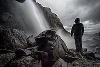 Fardagafoss in East-Iceland