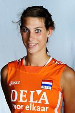 20090831 NED: Nederlands Vrouwen Volleybal Team, Amsterdam