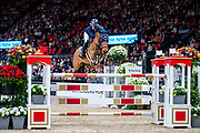 Louise Saywell - Jalellah Ol<br /> Gothenburg Horse Show 2020<br /> © Digishots
