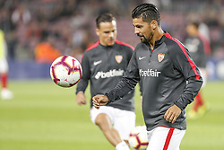 October 20, 2018 - Barcelona, Catalonia, Spain - Nolito during the match FC Barcelona against Sevilla FC, for the round 9 of the Liga Santander, played at Camp Nou  on 20th October 2018 in Barcelona, Spain. (Credit Image: © Mikel Trigueros/NurPhoto via ZUMA Press)