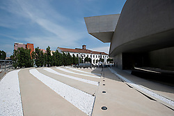 MAXXI museum first exhibition - opening