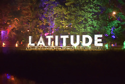 Latitude Festival, Henham Park, Suffolk, UK July 2018