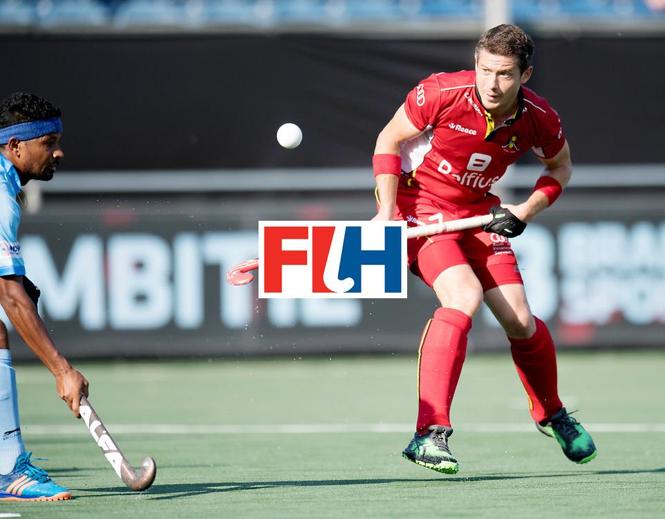 BREDA - Rabobank Hockey Champions Trophy<br /> India - Belgium<br /> Photo: John-John Dohmen.<br /> COPYRIGHT WORLDSPORTPICS FRANK UIJLENBROEK