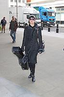 LONDON - April 29: Marcella Detroit at BBC Radio (Photo by Brett D. Cove)