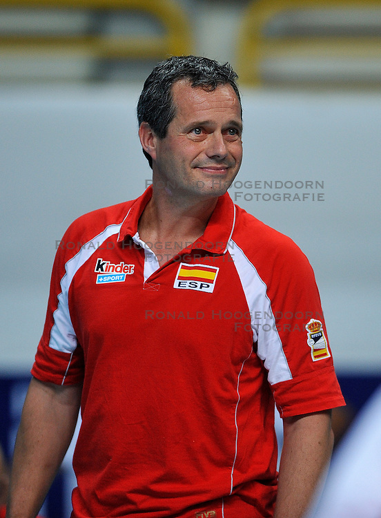25-09-2011 VOLLEYBAL: EUROPEAN CHAMPIONSHIPSPAIN - BULGARIA: BUSTO ARSIZIO<br />